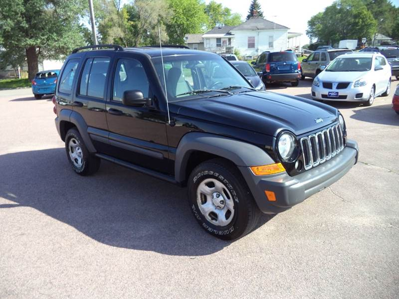 2005 Jeep Liberty Sport 4WD 4dr SUV   Sioux City IA