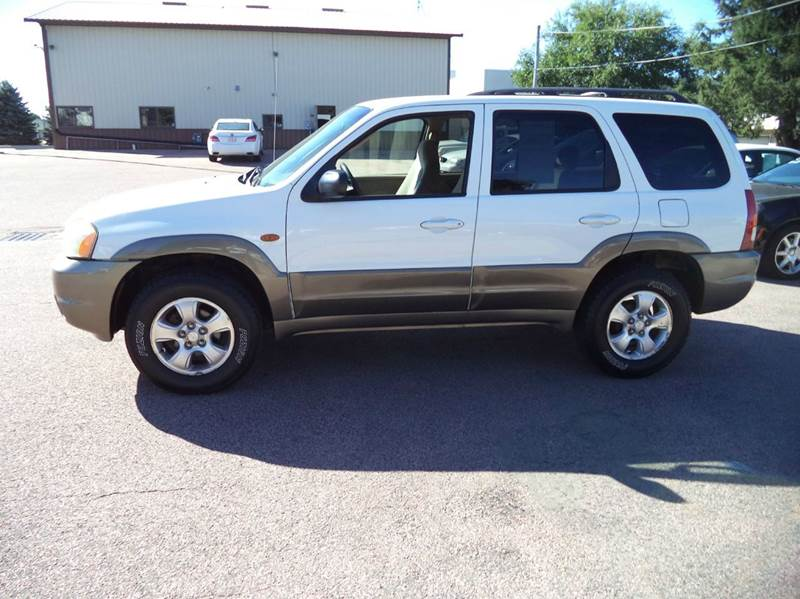 2001 Mazda Tribute  - Sioux City IA