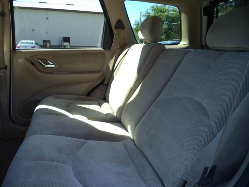 2001 Mazda Tribute  - Sioux City IA