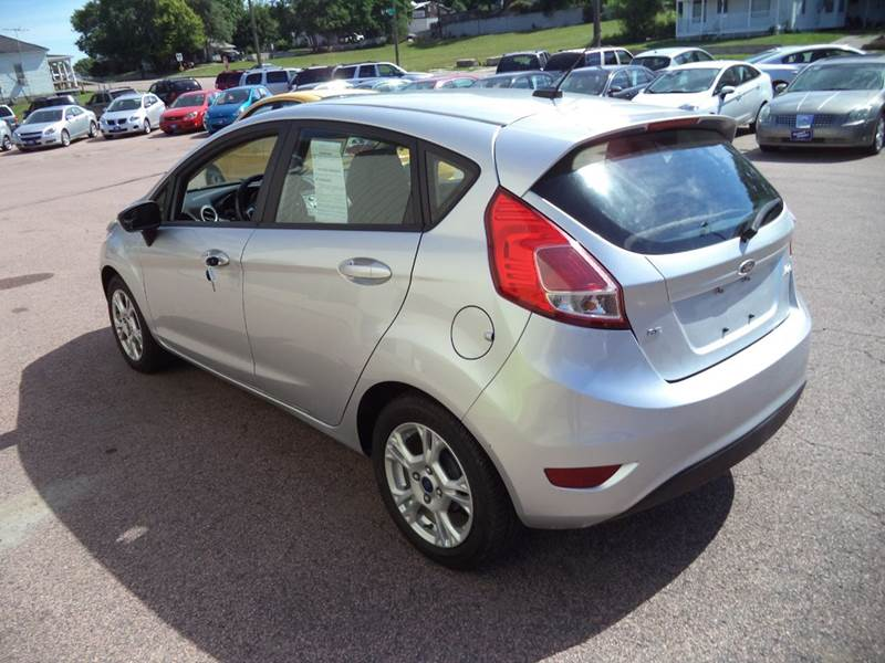 2014 Ford Fiesta SE 4dr Hatchback - Sioux City IA