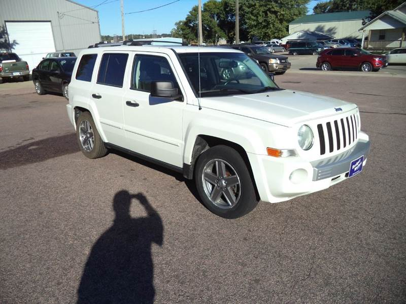 2007 Jeep Patriot 4x4 Limited 4dr Suv In Sioux City Ia Budget Motors