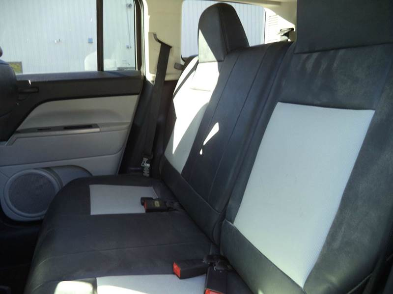 2007 Jeep Patriot 4x4 Limited 4dr SUV - Sioux City IA