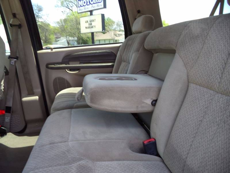 2001 Ford Excursion XLT 4WD 4dr SUV - Sioux City IA