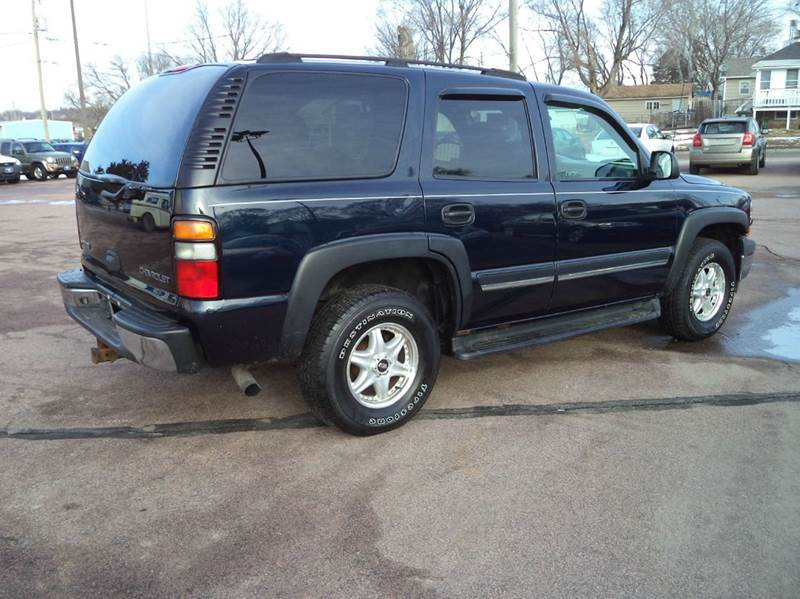2005 Chevrolet Tahoe  - Sioux City IA