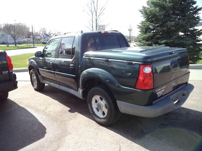 2002 Ford Explorer Sport Trac Value 4dr 4WD Crew Cab SB - Sioux City IA