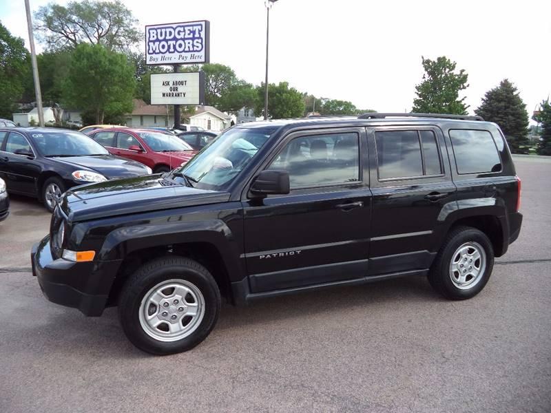 2011 Jeep Patriot  - Sioux City IA