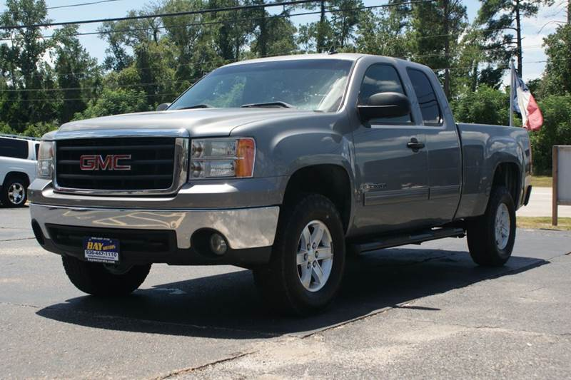 2008 gmc sierra 1500 sle1 2wd 4dr extended cab 5 8 ft sb. Black Bedroom Furniture Sets. Home Design Ideas