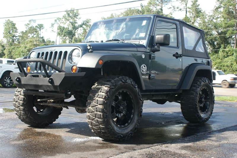 2008 jeep wrangler x 4x4 2dr suv in tomball tx bay motors for 2008 jeep wrangler motor