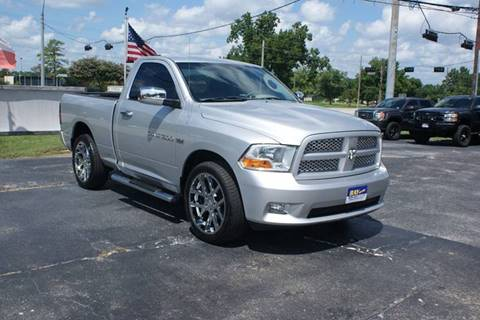 2012 RAM Ram Pickup 1500 for sale in Tomball, TX
