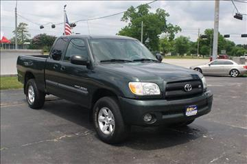 2005 Toyota Tundra for sale in Tomball, TX