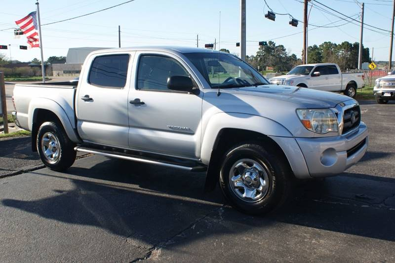 2009 toyota tacoma 4x2 prerunner v6 4dr double cab 5 0 ft sb 5a in tomball tx bay motors. Black Bedroom Furniture Sets. Home Design Ideas