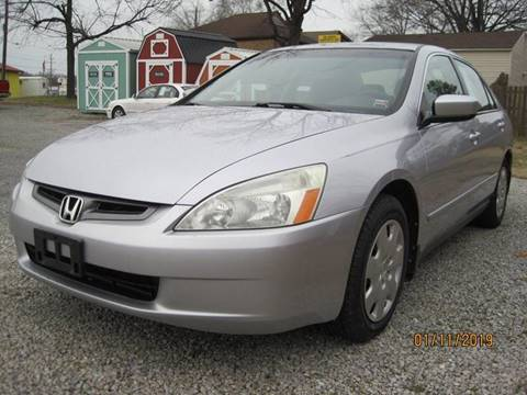 2004 Honda Accord for sale in Cape Girardeau, MO