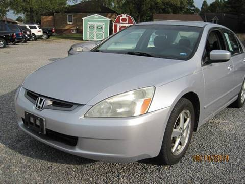 2004 Honda Accord for sale in Cape Girardeau, MO
