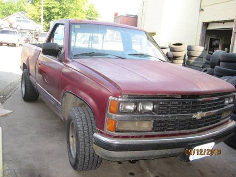 1989 Chevrolet C/K 1500 Series for sale in Cape Girardeau, MO