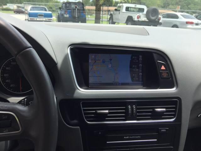 2012 Audi Q5 AWD 3.2 quattro Premium Plus 4dr SUV - Orlando FL