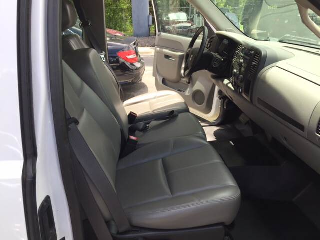 2011 Chevrolet Silverado 1500 4x2 Work Truck 4dr Extended Cab 6.5 ft. SB - Orlando FL