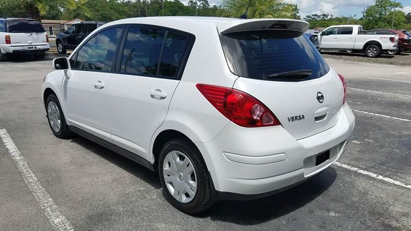 2009 Nissan Versa 1.8 S 4dr Hatchback 4A - Orlando FL
