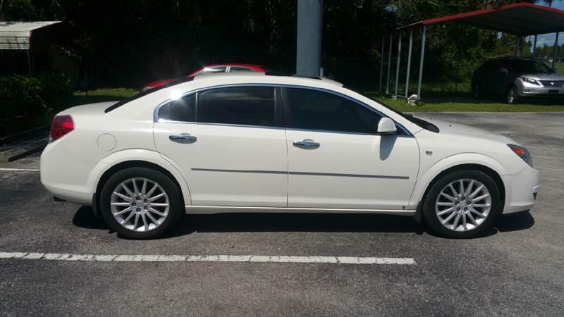 2008 Saturn Aura XR 4dr Sedan - Orlando FL