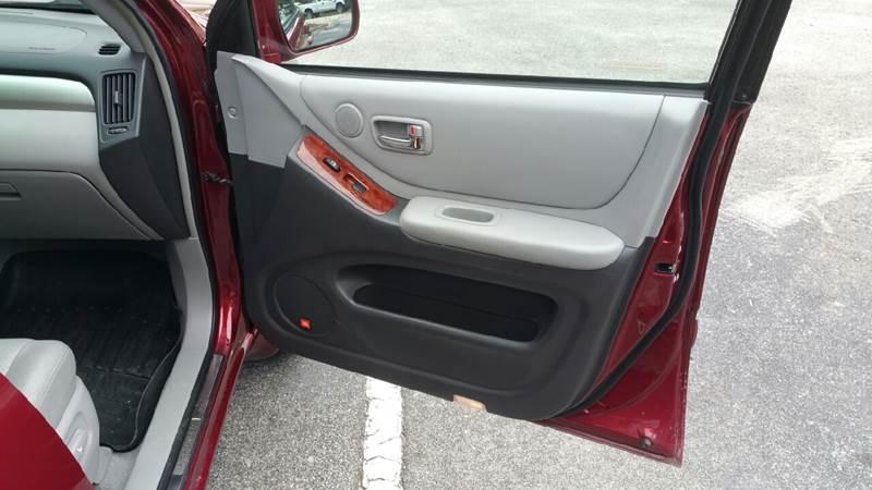 2006 Toyota Highlander AWD Limited 4dr SUV w/3rd Row - Orlando FL