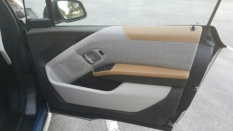 2015 BMW i3 4dr Hatchback w/ Range Extender - Orlando FL