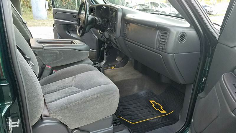 2005 Chevrolet Silverado 1500 4dr Crew Cab LS 4WD SB - Orlando FL