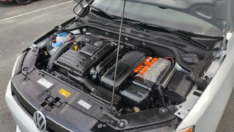 2013 Volkswagen Jetta Hybrid SE 4dr Sedan - Orlando FL