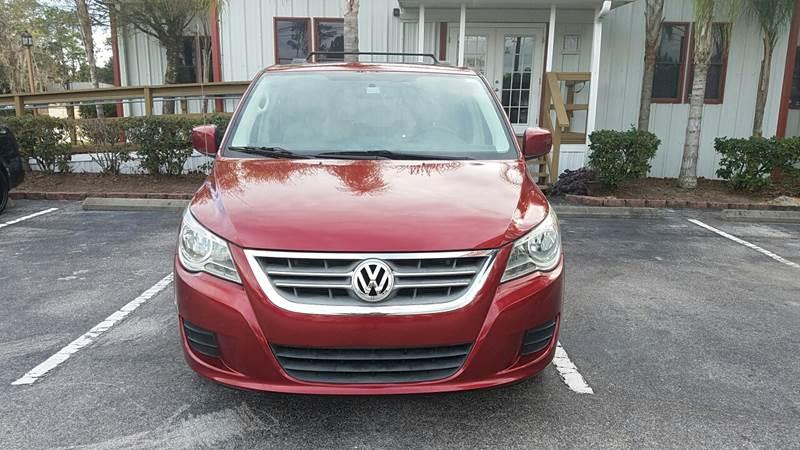 2011 Volkswagen Routan SE 4dr Mini-Van w/ RSE - Orlando FL