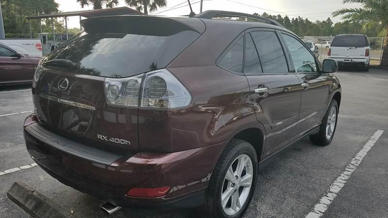 2008 Lexus RX 400h 4dr SUV - Orlando FL