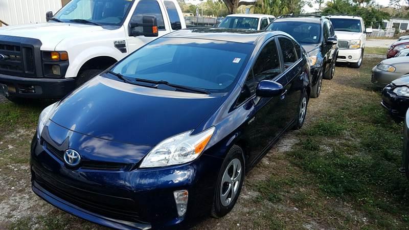 2012 Toyota Prius Three 4dr Hatchback - Orlando FL