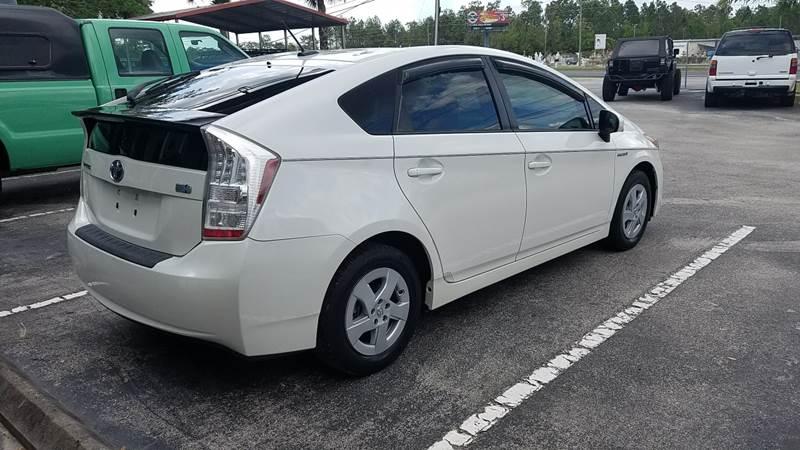2010 Toyota Prius II 4dr Hatchback - Orlando FL