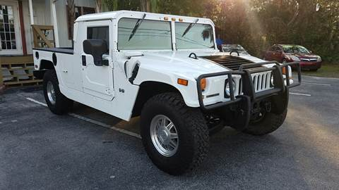 2003 Hummer H1 For Sale In Indiana Carsforsale