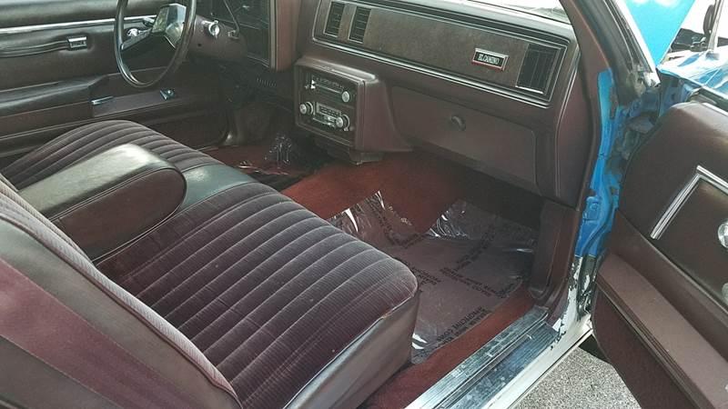 1985 Chevrolet El Camino 2dr Standard Cab - Orlando FL