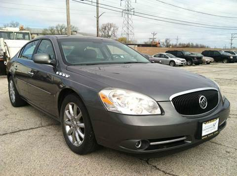 2007 buick lucerne for sale in illinois. Black Bedroom Furniture Sets. Home Design Ideas