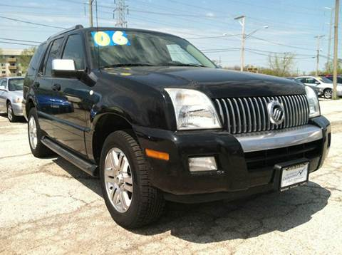 2006 mercury mountaineer for sale in illinois for Mccormick motors decatur il