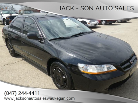1999 Honda Accord for sale in Waukegan, IL