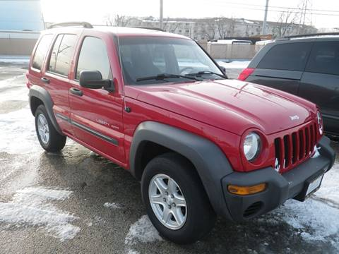 2003 Jeep Liberty for sale in Waukegan, IL