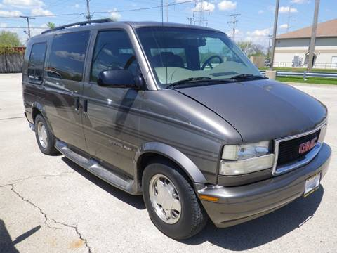 2001 GMC Safari for sale in Waukegan, IL
