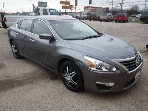 2015 Nissan Altima for sale in Waukegan, IL