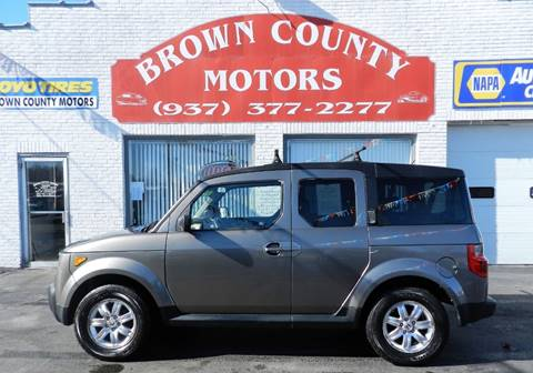 2007 Honda Element for sale in Russellville, OH