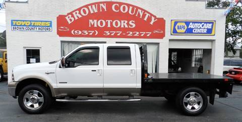 2006 Ford F-250 Super Duty for sale in Russellville, OH