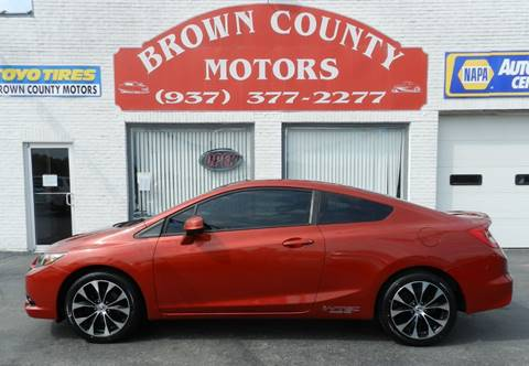 2013 Honda Civic for sale in Russellville, OH