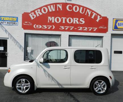 2010 Nissan cube for sale in Russellville, OH