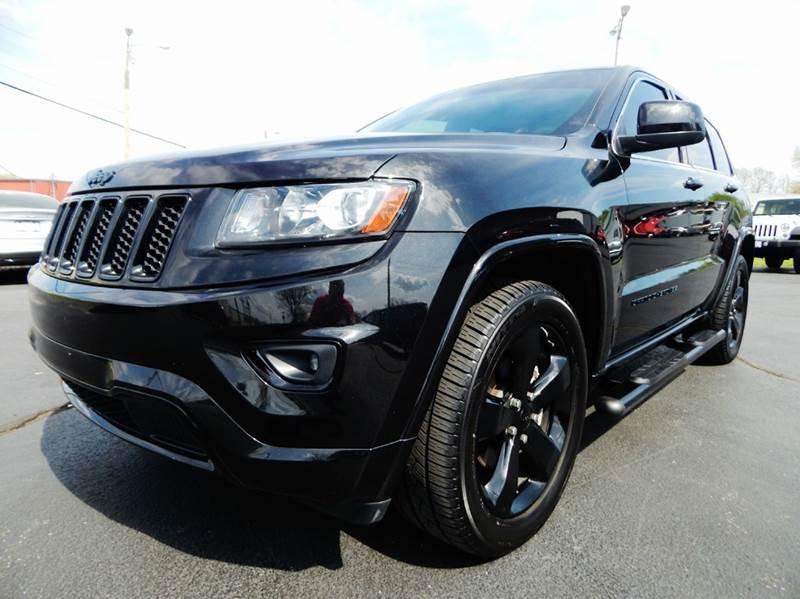 2014 Jeep Grand Cherokee Altitude 4x4 4dr SUV   Carthage MO