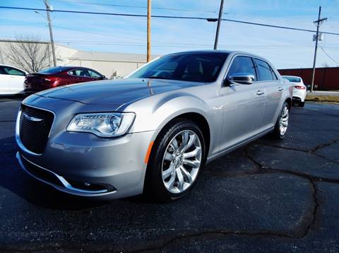 2018 Chrysler 300 for sale in Carthage, MO