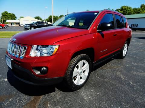2013 Jeep Compass for sale in Carthage, MO