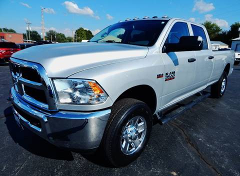 2018 RAM Ram Pickup 3500 for sale in Carthage, MO
