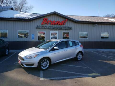 2018 Ford Focus SE for sale at Brandl of St. Cloud in Saint Cloud MN