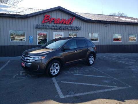 2011 Ford Edge SEL for sale at Brandl of St. Cloud in Saint Cloud MN