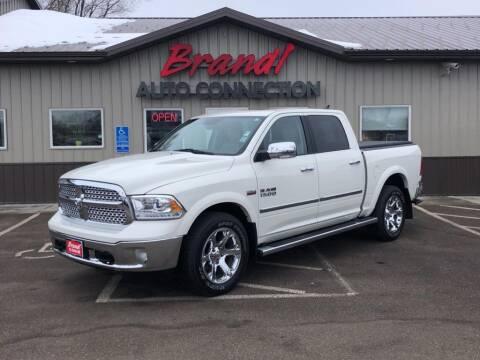 2017 RAM Ram Pickup 1500 Laramie for sale at Brandl of St. Cloud in Saint Cloud MN