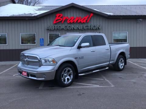 2014 RAM Ram Pickup 1500 Laramie for sale at Brandl of St. Cloud in Saint Cloud MN